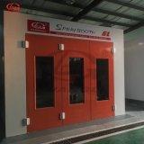 Salle de peinture cabine de pulvérisation de voiture avec une forte des panneaux muraux