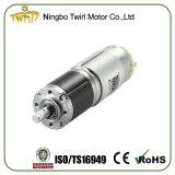 Pg28M395 28mm 12/24 voltios DC motorreductor con encoder