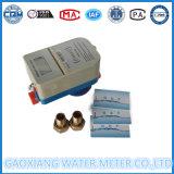 Mètre d'eau payé d'avance par mètre intelligent domestique d'écoulement d'eau
