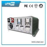 RS232 통신 포트를 가진 단일 위상 잡종 태양 변환장치