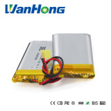 batterie de Li-Polymère de 303450pl 2p 1500mAh pour le produit portatif