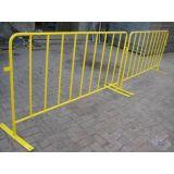 최신 판매 도보 방벽 /Crowd 통제 바리케이드 및 강철 바리케이드