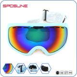 TPUフレームの規定の屋外スポーツの安全メガネの目の保護のスノーボードのスキーゴーグル