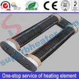 Riscaldatore elettrico del tubo di radiazione della fornace di trattamento termico