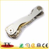 Una buena calidad de Aluminio Llavero de metal y de los principales organizadores