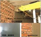 機械を塗る自動白い壁のレンダリング