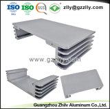 Populäres Aluminiumprofil für Auto-Gussteil