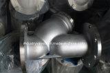 API 150lb/300lb 스테인리스 플랜지 Y 스트레이너
