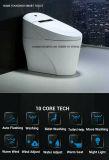 530zスマートな洗面所、情報処理機能をもった洗面所