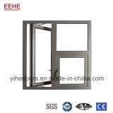 Horizontal Opening Style Aluminum Window Made in Clouded