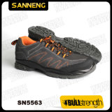 De Schoenen van de Veiligheid van de sport met de Neus van het Staal (sn5563)
