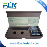 Estilo pluma fuente de luz láser localizador visual de fallos de fibra óptica Fibra Óptica Vfl