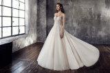 Amelie 바위 같은 2018년 Tulle 선 레이스 신부 드레스