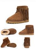 Ботинки снежка для овец и шерсти низких - ботинки Tassel барабанчика