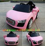 Le jouet d'or de véhicule des enfants 12V d'Audi badine le véhicule électrique
