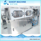 Água mineral pura automática do tambor máquina de enchimento de 5 galões