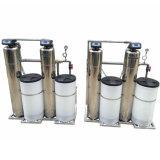 3 T/H Stainess adoucisseur d'eau du réservoir en acier