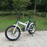 bicicleta gorda de la playa de Aussis del neumático 20inch