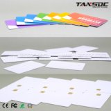 Em RFID Tansoc4450 cartão plástico Codificar Cartão personalizado LF