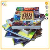Service d'impression excentré de livre de papier (OEM-GL051)