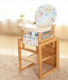 도매 목제 저녁식사 아기 어린이 식사용 의자