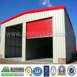 Vorfabrizierte Stahlkonstruktion-Standard-Garage