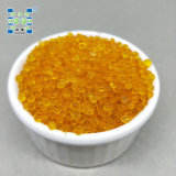 Adsorventes de Química de laranja de sílica gel 3-5mm