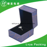 Ccustom impresso em papel kraft papel dobrável de luxo de Embalagem para Jewellry