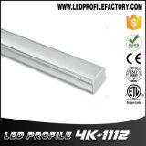 4111 L'aluminium conduit Profil pour bande LED