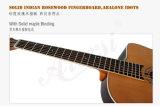 Гитара джаза Bouche твердого кедра верхняя акустическая Петит цыганская (GP03TC)