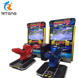 Video juego de carreras de motos simulador de máquina la máquina