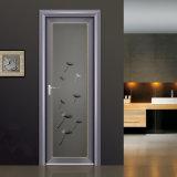 入口のための優雅なグリルのDesingnの洗面所のドア