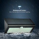 800lm 4 in 1 bewegungs-Fühler-Licht-wasserdichtem Solarwand-Licht der Modus-46 LED Solarfür Arbeitsmodi des Garten-4