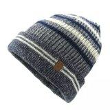 POM POM Beanie Hat Jacquard Knitted Hat