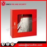 Governo della bobina della manichetta antincendio con il portello di vetro