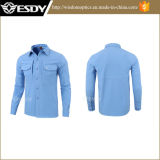Chemise chaude imperméable à l'eau protégeant du vent tactique d'ouatine de Softshell pour la chasse extérieure