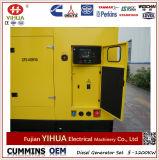 Diesel van de Luifel van de Macht van Shangchai de Stille Elektrische Reeks van de Generator (58kw-720kw)