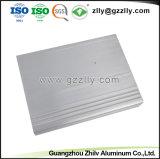 Perfil de alumínio de alto desempenho para equipamento de áudio do carro o radiador