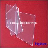 Hoher Reinheitsgrad-Raum-dünnes Silikon-Quarz-Glas-Blatt