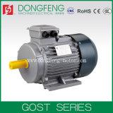 GOST de ventilateur standard du moteur électrique triphasé de refroidissement