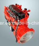 Moteur diesel refroidi à l'eau de Dongfeng Cummins 6-Cylinder avec l'étape Iiia d'UE de la bonne qualité (QSZ13-C475)