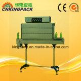 Calefacción eléctrica Semi-Auto Reducir el tamaño de la máquina de etiquetado