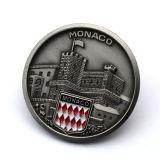Comercio al por mayor Custom Rusia Dubai viejo reto moneda conmemorativa de recuerdos