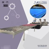 O PVC+ASA/PMMA Telhas Onduladas linha de extrusão