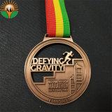 カスタム金属のハンガーのスポーツの記念品メダル