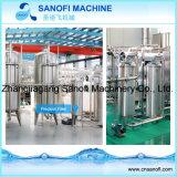De actieve Tank van de Filter van de Koolstof voor de Installatie van de Behandeling van het Water