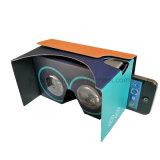 가상 현실 3D Google 마분지 유리 Google 선전용 Vr 헤드폰