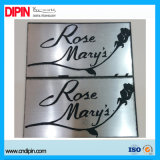 Горячий продавая подгонянный лист двойного слоя размера 0.8-3mm для CNC Machince