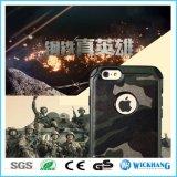 As forças armadas de Camo do exército camuflam a caixa Shockproof do telefone móvel