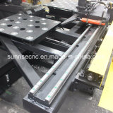 Perforazione del certificato del Ce e perforatrice per i piatti elettrici della torretta